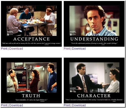 Seinfeld Posters