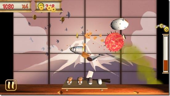 SushiChop - shushi chop gameplay
