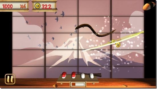 SushiChop - shushi master gameplay