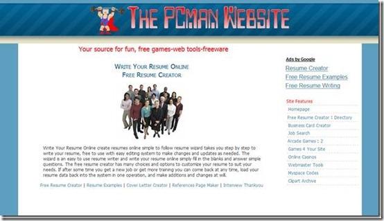 ThePCManWebsite