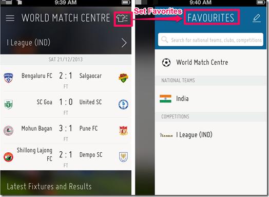 World Match Centre