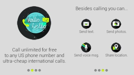 UppTalk Free Calls SMS for android
