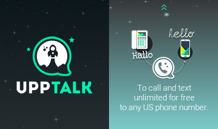 UppTalk free for android