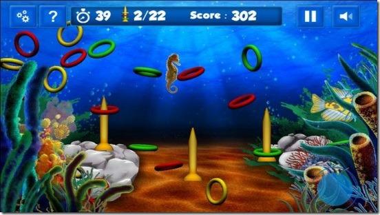 Water Rings - gameplay