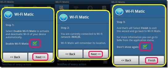 Wi-Fi Matic - Auto WiFi