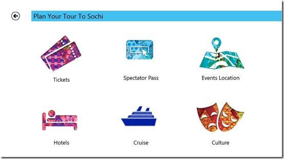 Winter Olympics 2014- Plan