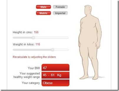 Your BMI
