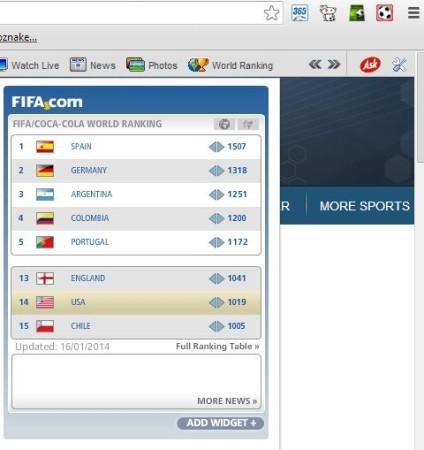 chrome soccer score tracking live soccerinferno