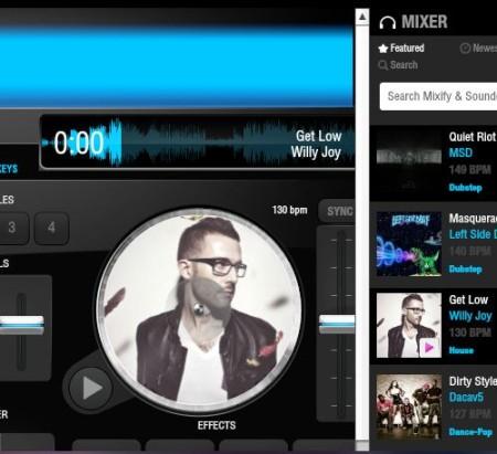 free dj extensions chrome mixify