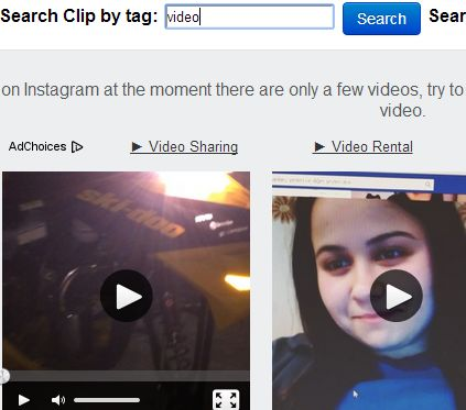 free instagram extensions chrome google chrome video search