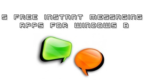 5 free instant messaging apps