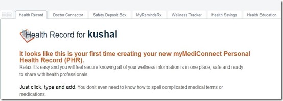 myMediConnect