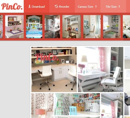 pinterest extensions chrome collage maker