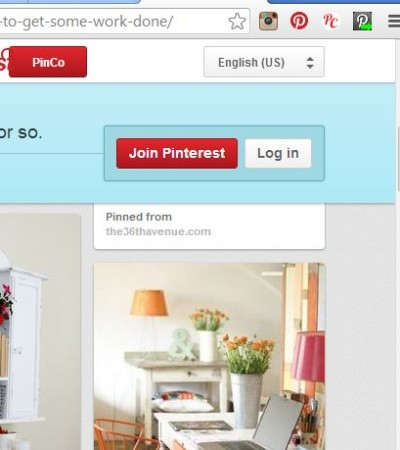 pinterest extensions chrome pinterest click thru