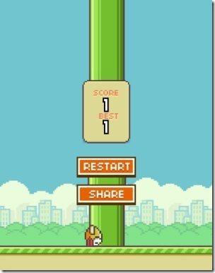 Flappy Bird Online Score