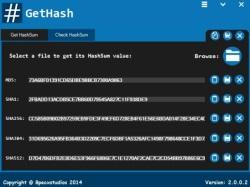 GetHash - icon