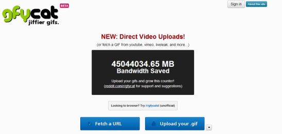 Gfycat - home page
