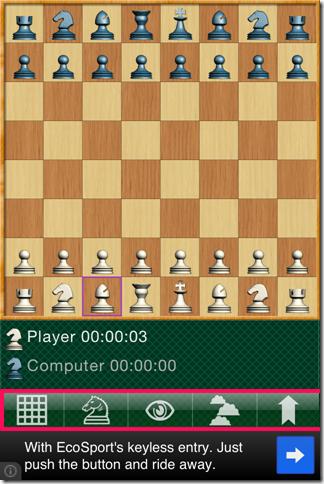 Customizing Chess Game