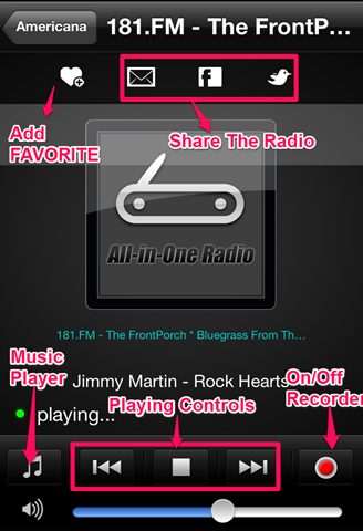 All-in-1 Radio Free