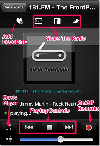 All-in-1 Radio App Tools