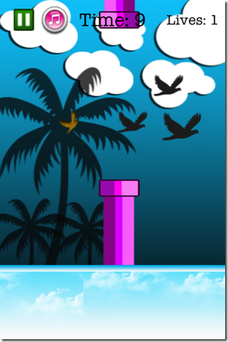 Fly Birdie- Alternative For Flappy Bird