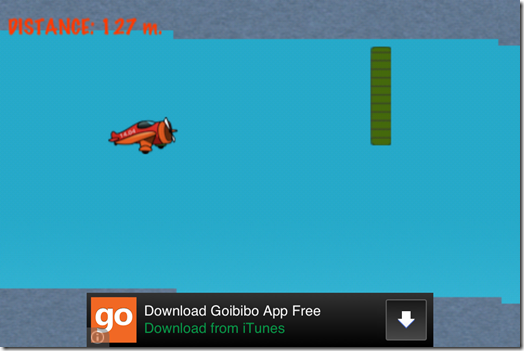 Flappy Plane- Alternative For Flappy Bird