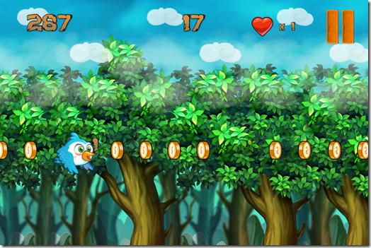 Fluffy vs Flappy Birds- Alternative For Flappy Bird