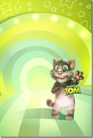 Talking Tom Cat And His Friends' Wallpapers