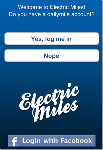 Registering With App