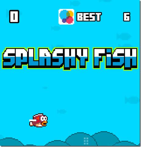 Splashy Fish Alternative