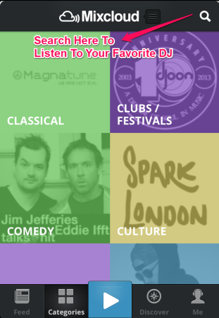 Listening To Shows
