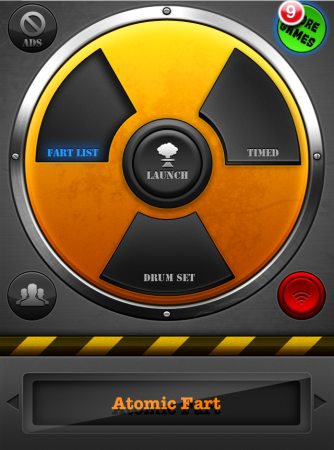 Atomic Fart