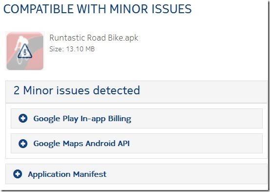 Nokia X Compatibility Report