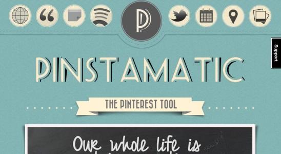 Pinstamatic - icon
