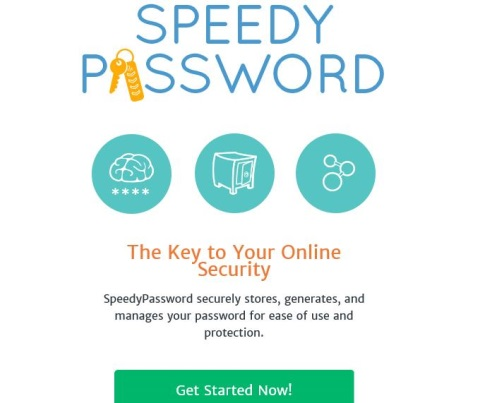 SpeedyPassword