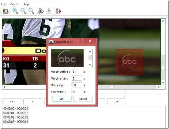 VidePub - manually selecting logo