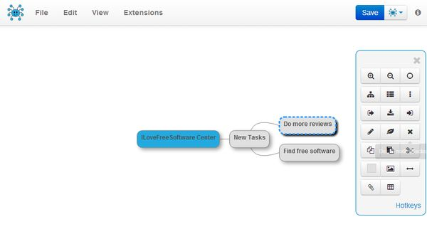 chrome mind mapping extensions