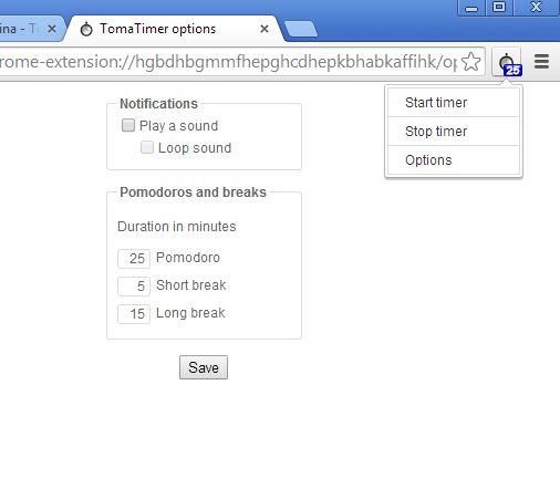 pomodoro timer extensions google chrome-3