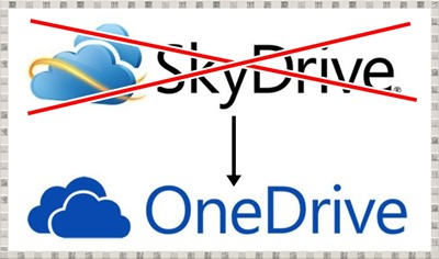 skydrive to onedrive