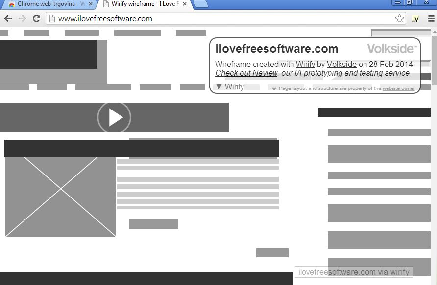 wireframe extensions google chrome-3