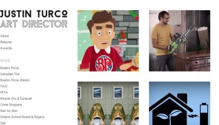 Crevado-create online portfolio