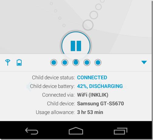 Dormi Child Device Monitor