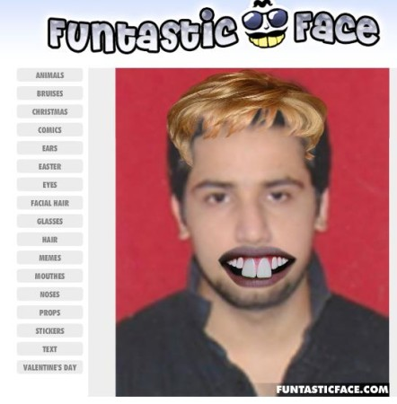 Funtastic Face-free photo morphing