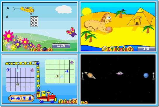 GCompris-games