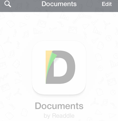 Documents 5 for iPhone to Manage and Store Documents in All