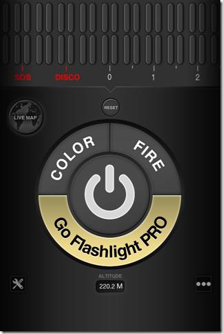 Flashlight For iPhone, iPod, and iPad