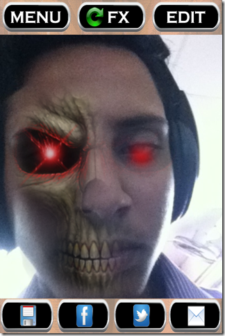 ZombieFaced
