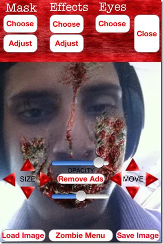 Zombie My Face Pro