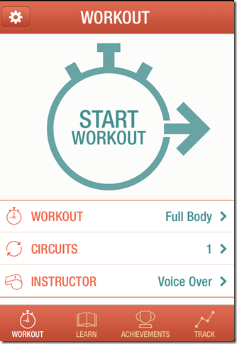 """7 Minute Workout """"Seven"""""""