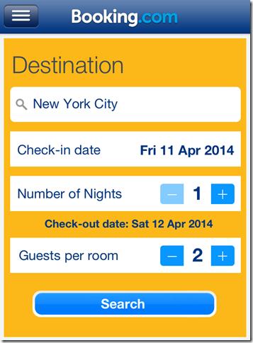 Hotel Finder Apps